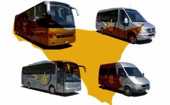 Noleggio autobus Palemro