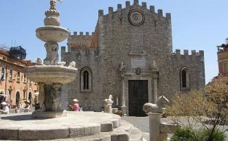 gita Palermo Taormina con auto con autista